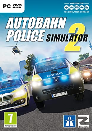 Autobahn Police Simulator 2 Pc Dvd Amazon Co Uk Pc Video Games
