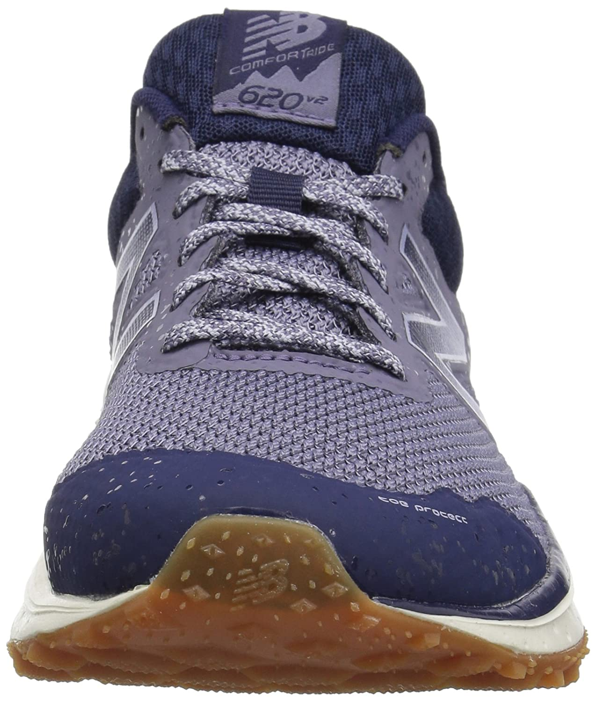 New Balance Women's Cushioning 620v2 Trail Running Shoe B01MRN3UKL 11 B(M) US Deep Cosmic Sky/Dark Denim