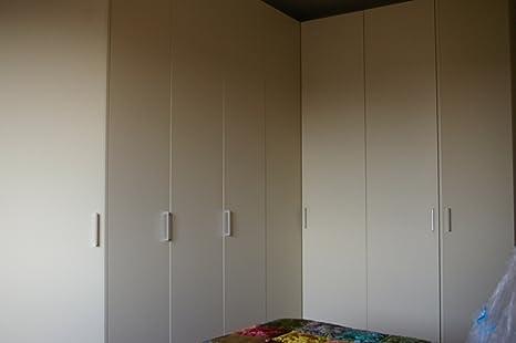 Cabina Armadio A Parete : Lema stupendo armadio a parete con cabina armadio: amazon.it: casa
