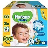 Huggies - Bimbo - Pañales - Talla 6 (15-30 kg) - 2