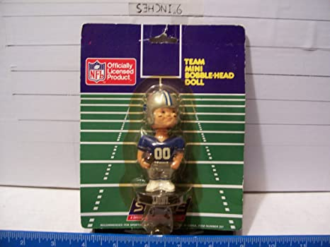 free shipping f8182 7e226 1979 SKORE DETROIT LIONS BOY FACE MINI BOBBLEHEAD MINT ...