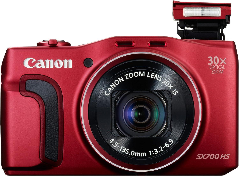 Canon PowerShot SX700 HS - Cámara compacta de 16.1 MP (Pantalla de ...