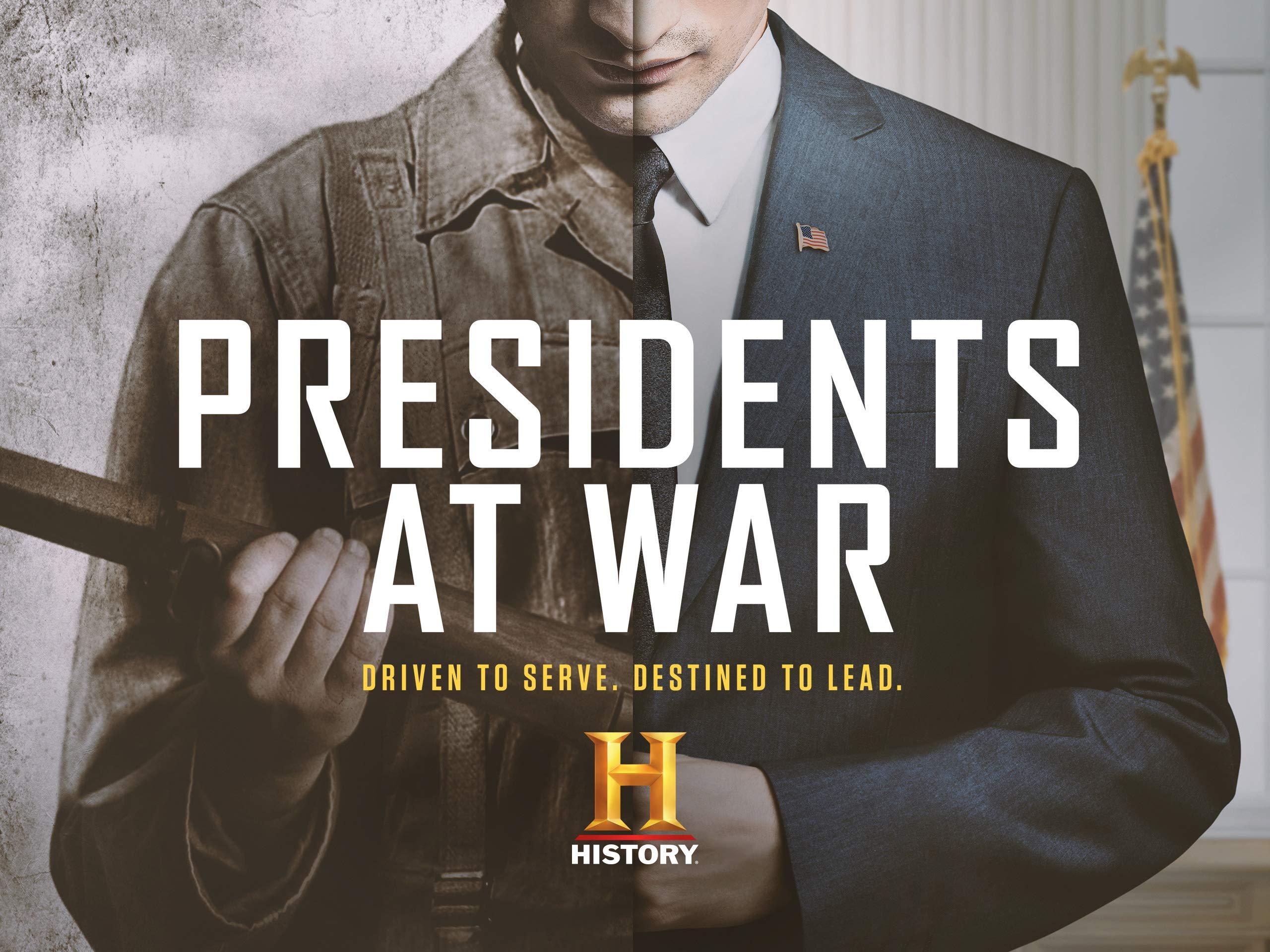 رئیس جمهوران آمریکا در جنگ (مستند)