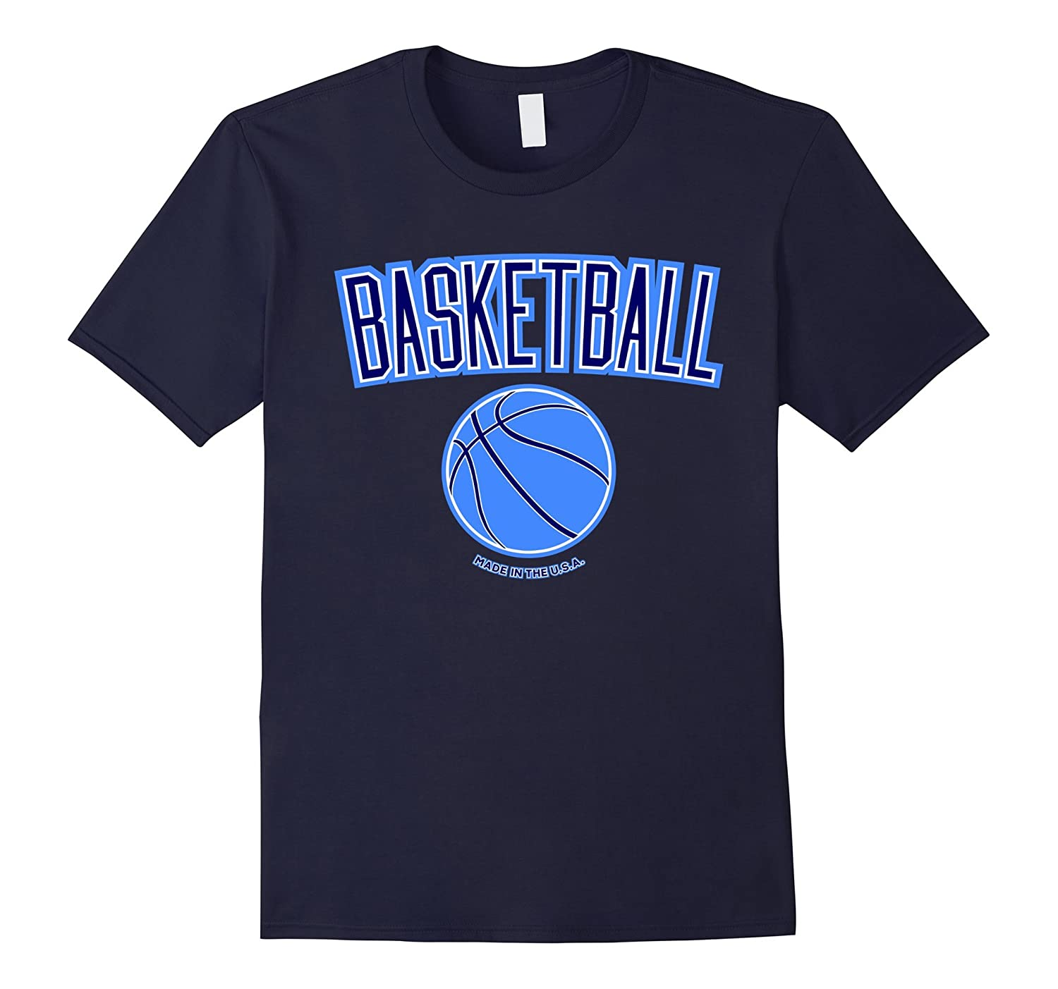 Basketball T-Shirt USA-Vaci