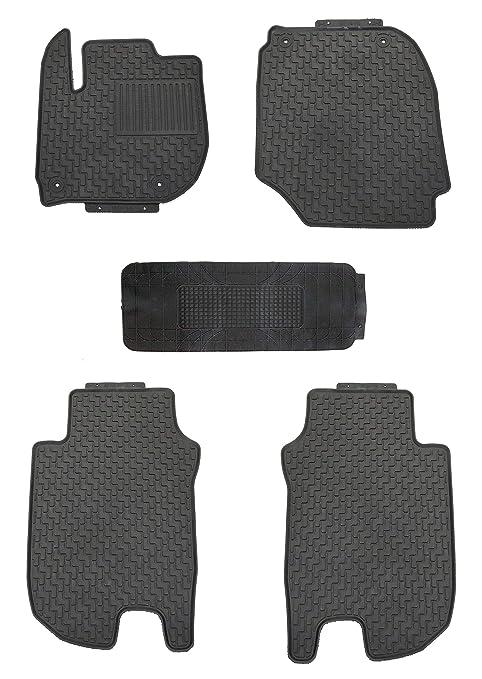 ToughPRO Heavy Duty Black Rubber Cargo Mat Mitsubishi Outlander Sport 2011-2018