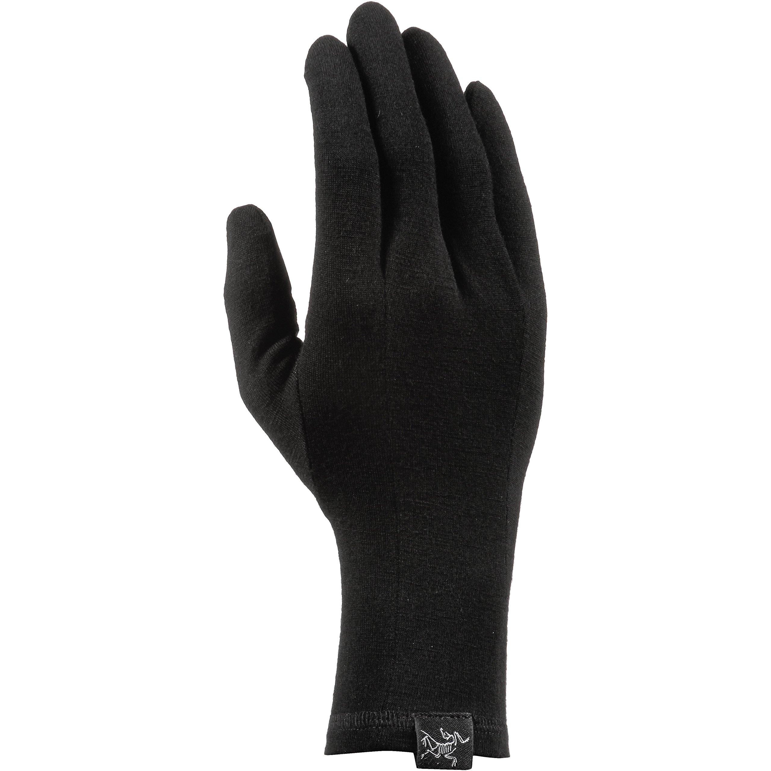 Arc'teryx Gothic Glove (Black, Medium)
