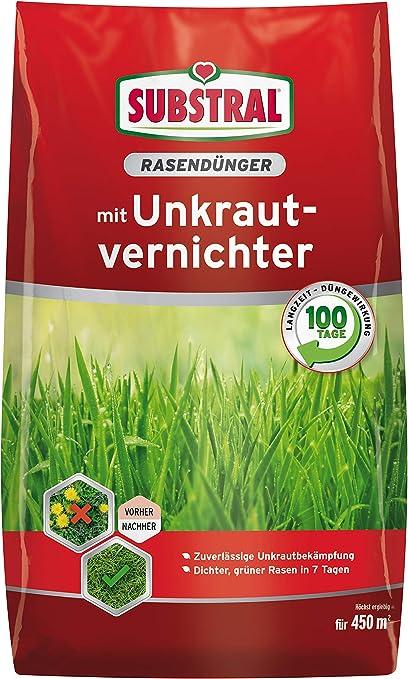 Substral 9 kg Rasendünger mit Unkrautvernichter