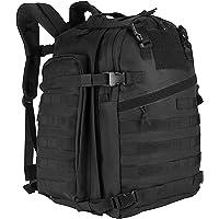 Procase 46L Large 600D Oxford Assault Backpack, Large 3 Day Outdoor Assault Pack, Molle Bag for Hunting, Trekking…