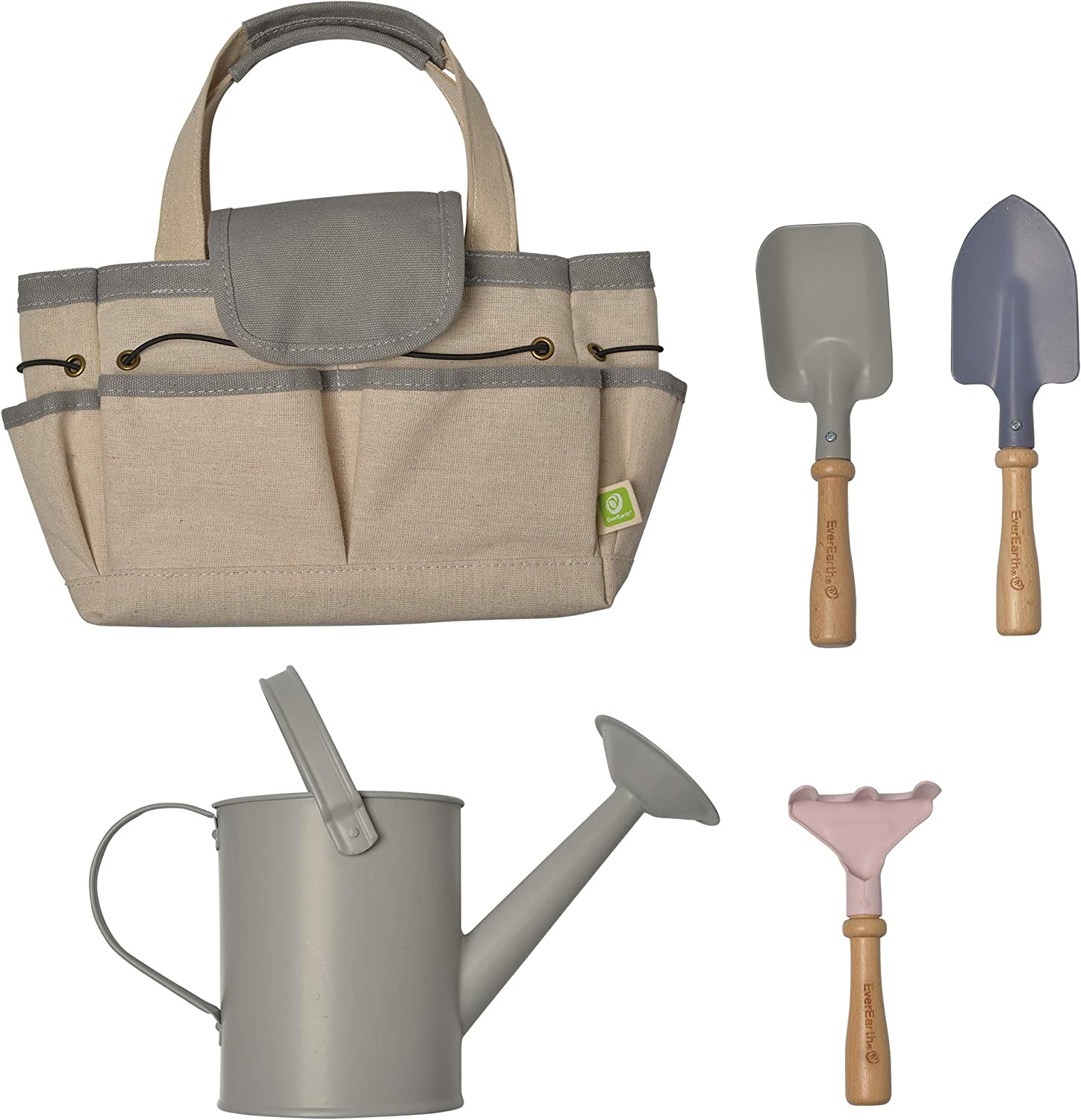 EverEarth #Lifestyle - Gardening Bag with Tools and Watering Can