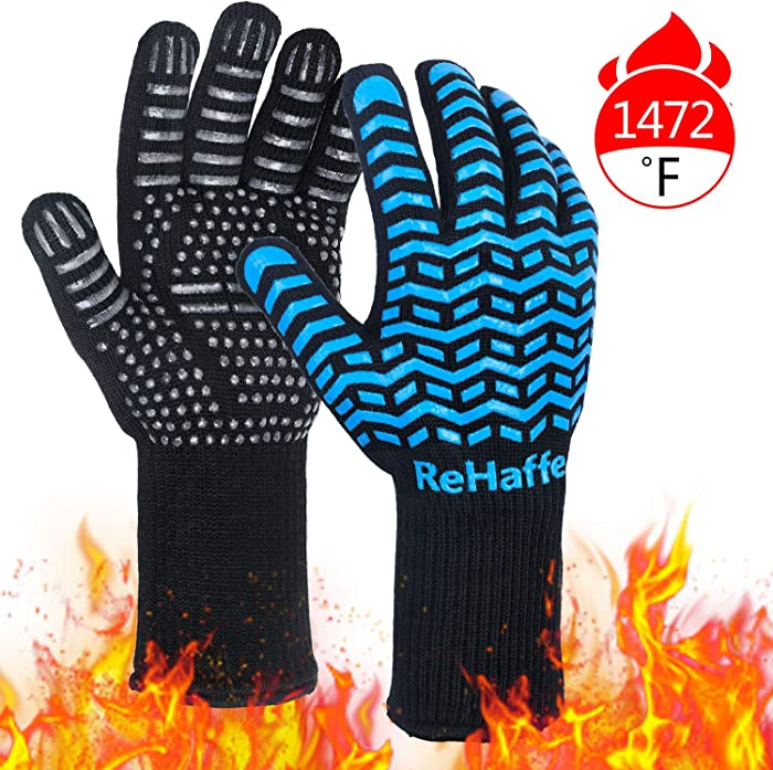 Top 9 Food Grade Silicone Grill Gloves Xl