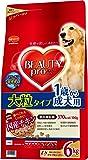ビューティープロ ドッグ 成犬用 1歳から 大粒タイプ 国産チキン 6kg