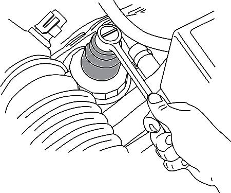 Amazon Com Lisle 14700 1 1432mm Oil Filter Socket For Gm Ecotec