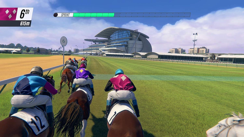 Phar Lap Horse Racing Challenge Ps4 Ps4 Amazon Co Uk Pc Video Games