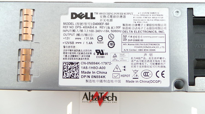 FOR DELL N884K Hot Swap 400 Watt Power Supply PowerEdge T310 Servers PSU D400EF-S0