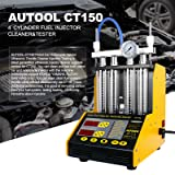 AUTOOL Ultrasonic Fuel Injector Cleaner Tester