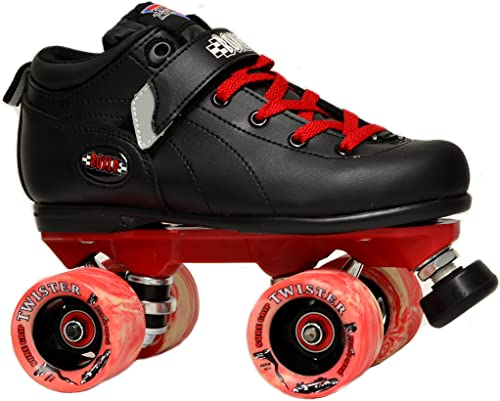 Sure-Grip Red Raider Roller Skates