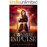 Combat Impulse: A Dystopian Gamelit Adventure (World of Combat Dystopia Book 4)