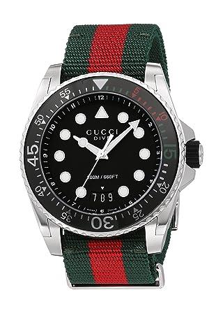d7c94d3b50c85c GUCCI DIVE YA136209: Amazon.de: Uhren