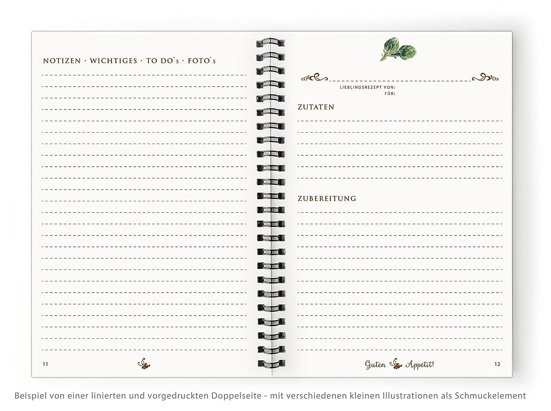 Fein Rezeptbuch Cover Vorlage Zeitgenössisch - Entry Level Resume ...