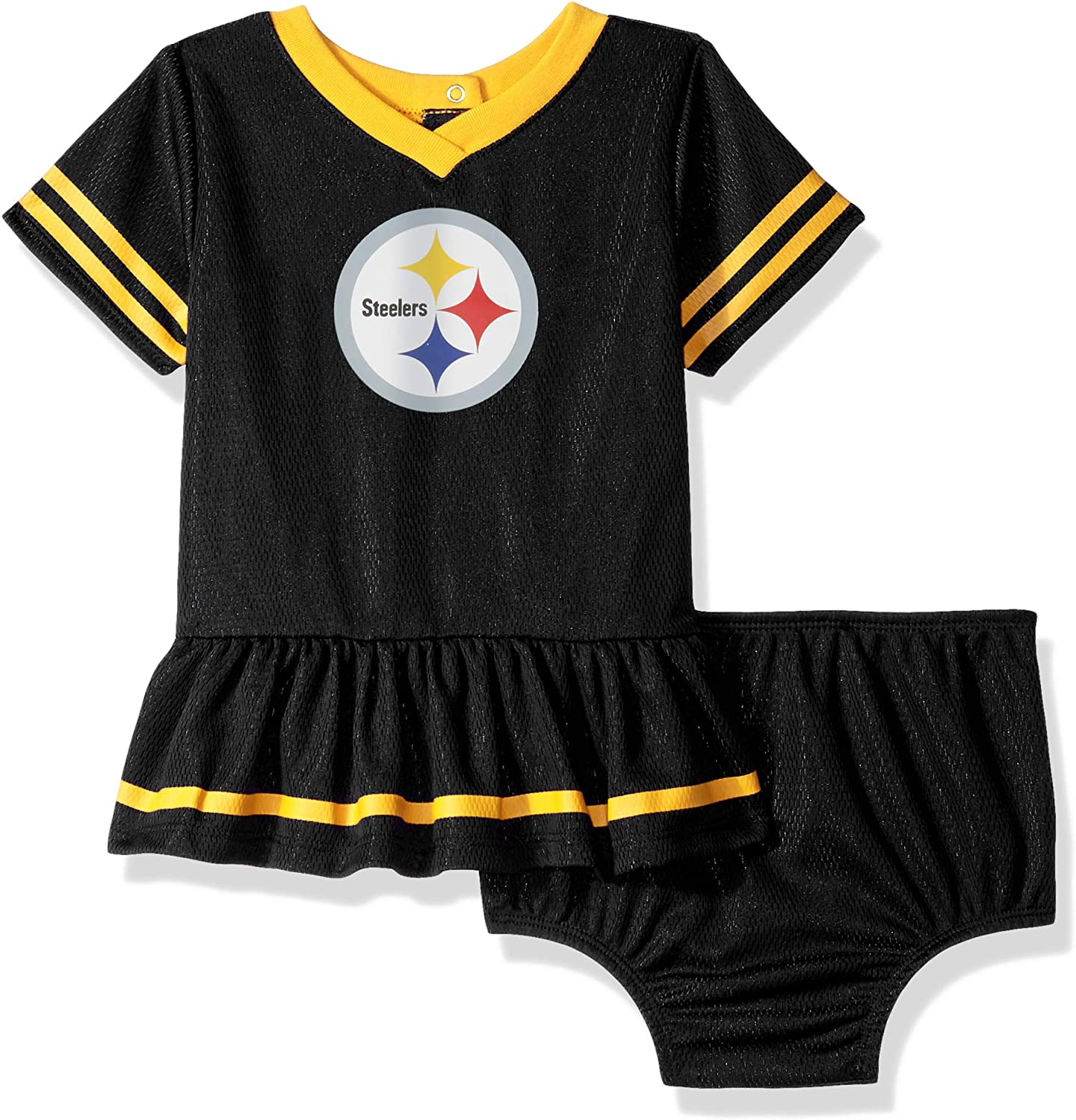 NFL Baby-Girls Dazzle Dress /& Panty