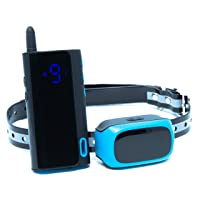 Shock Collar for Dogs (2020 Upgrade) - Rechargeable Dog Shock Collar with Remote...