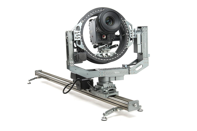 asxmov-g4s1アルミ複数軸モーションコントロールドリートラックTimelapse Motorizedビデオデジタル一眼レフカメラスライダ   B07DQCYN88