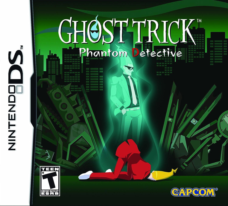 Amazon com: Ghost Trick: Phantom Detective - Nintendo DS: Video Games