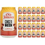 Old Jamaica Ginger Beer 330 ml (Pack di 24 x 330 ml)