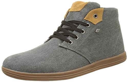 British KnightsCopal Mid - Zapatillas Altas Hombre, Gris (Gris (Grey)), 41 EU: Amazon.es: Zapatos y complementos
