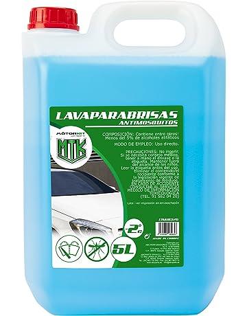 Motorkit LIM10325 Lavaparabrisas Antimosquitos Verano 5 litros