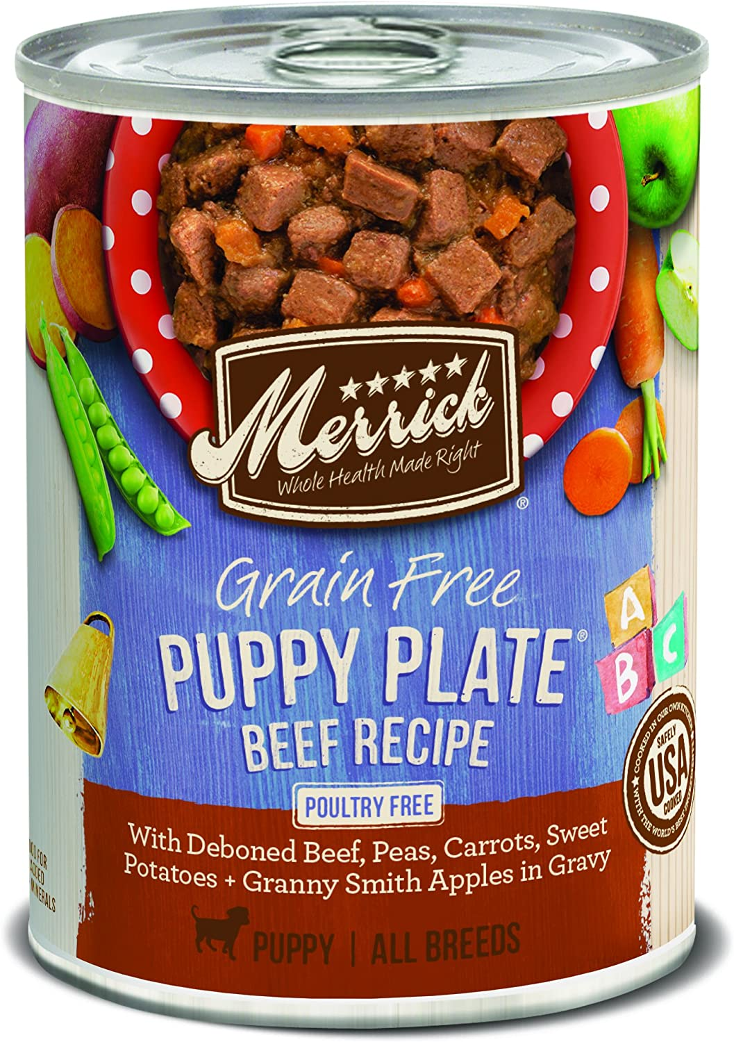 Merrick Grain Free Wet Dog Food