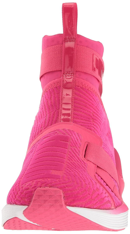 PUMA Women's Fierce Strap Flocking Wn B01LXOQZAA 11 M US|Sparkling Cosmo-sparkling Cosmo