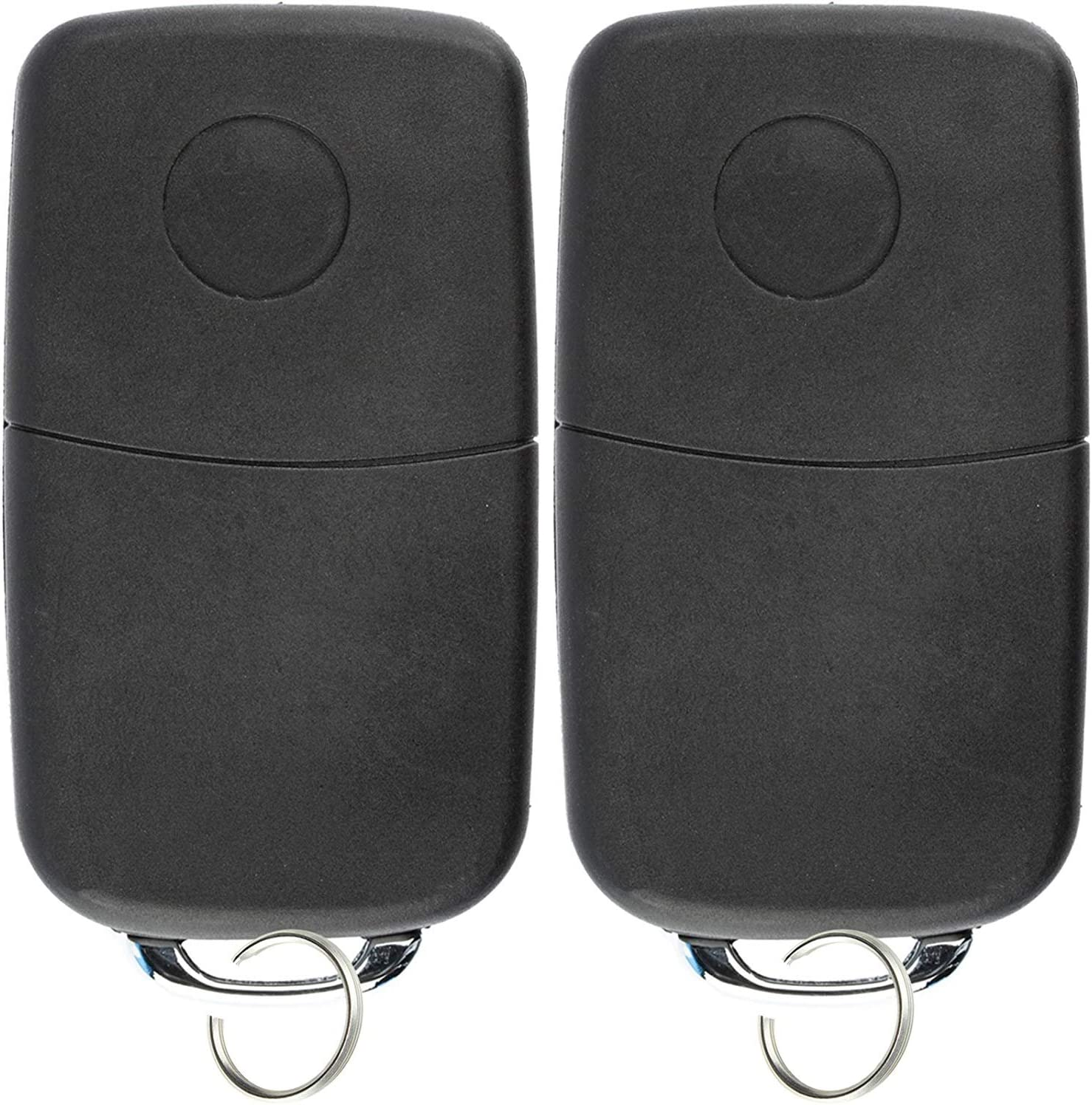 Rendezvous Aztek KeylessOption Keyless Entry Remote Fob Car Ignition Key For L2C0007T Grand Prix Pack of 2 Regal