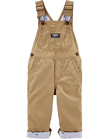 0db6546d38 OshKosh B'Gosh Baby Boys' World's Best Overalls