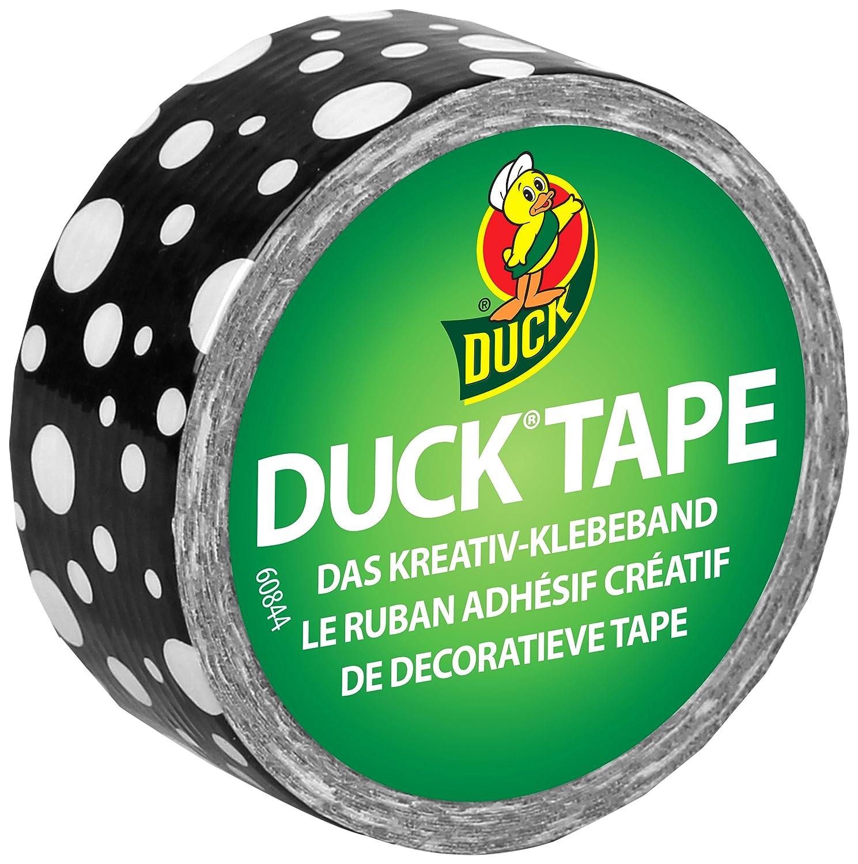 Ducktape 102-13 Ruban Adhésif, 19 mm x 4,5 m, à Bricoler et Embellir, Points Mod à Bricoler et Embellir