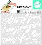 We R Memory Keepers 0633356626633 Heatwave Power