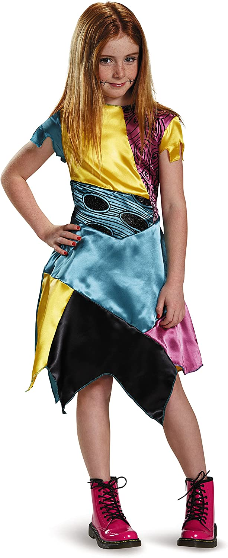 Disney's Nightmare Before Christmas Sally Child Ragdoll Classic Costume