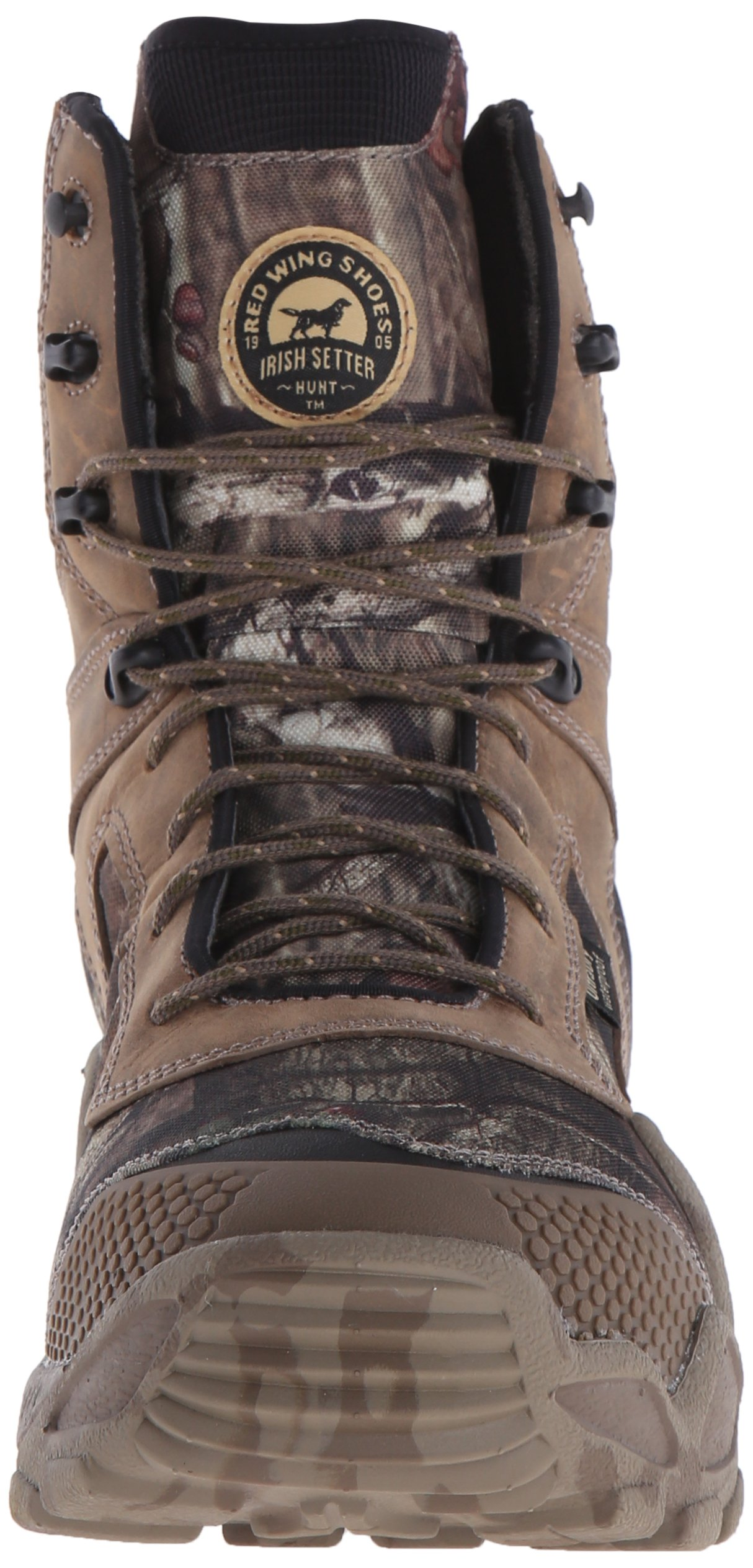 Irish Setter Men's 2868 Vaprtrek Waterproof 8'' Hunting Boot, Mossy Oak Break Up Infinity Camouflage,10 EE US by Irish Setter (Image #4)