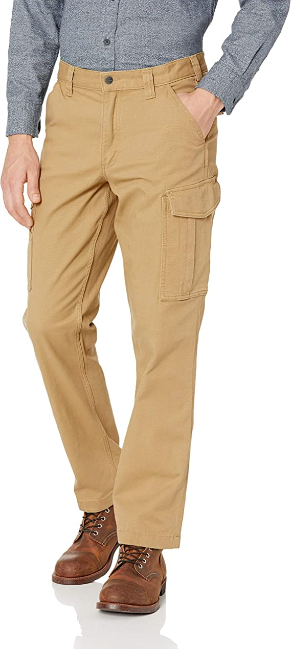 Amazon Com Carhartt Men S Big Tall Rugged Flex Rigby Cargo Pant Clothing