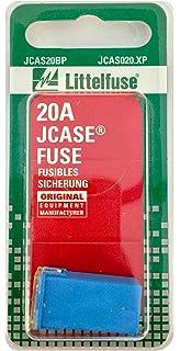 J Funda jcase Tipo 25 Amp Accesorio estándar Fusible Cartucho Coche Auto Cable de alambre
