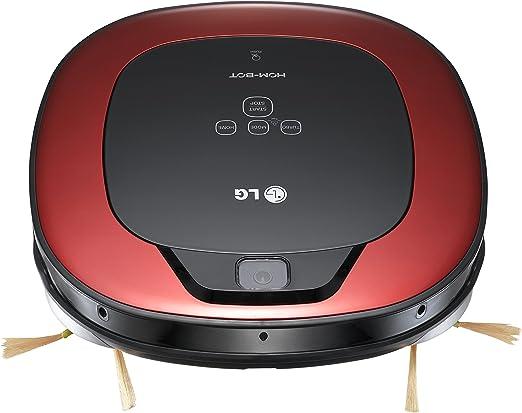 LG HomBot Square VR64607LV - Robot aspirador para casas con ...