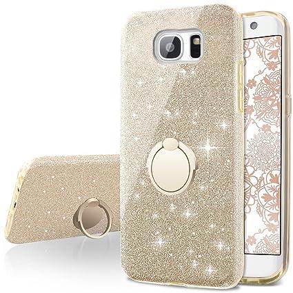 Amazon.com: Silverback - Carcasa para Samsung Galaxy S6 Edge ...