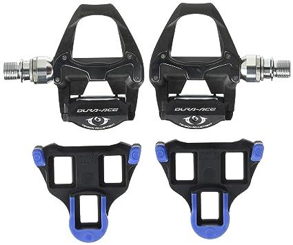 0a1a83d9951 Amazon.com : SHIMANO Dura-Ace PD-9000 Carbon Road Pedal (Black/Grey ...