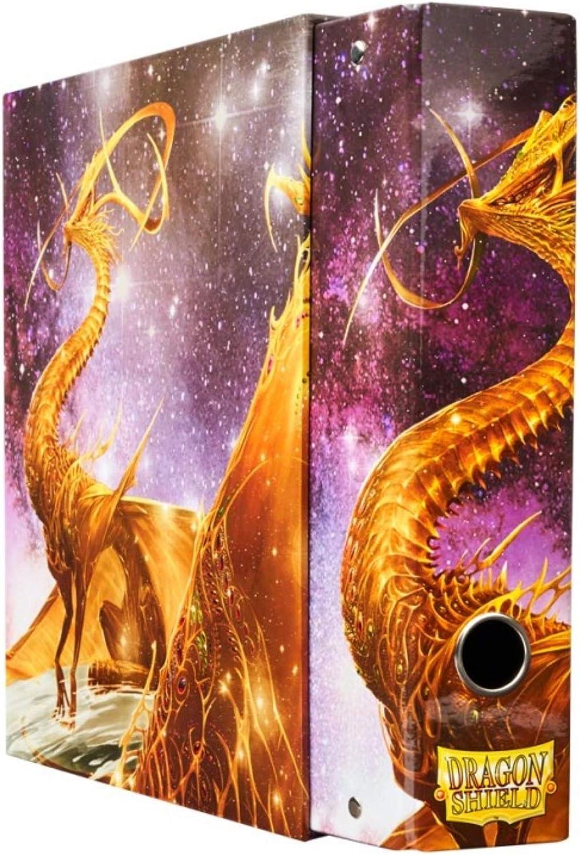 Dragon Shield 9 Pocket Glist Arcane Tinman Slipcase Binder