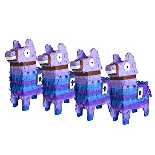 Mini Alpaca Pinata Pack (4 pcs.)