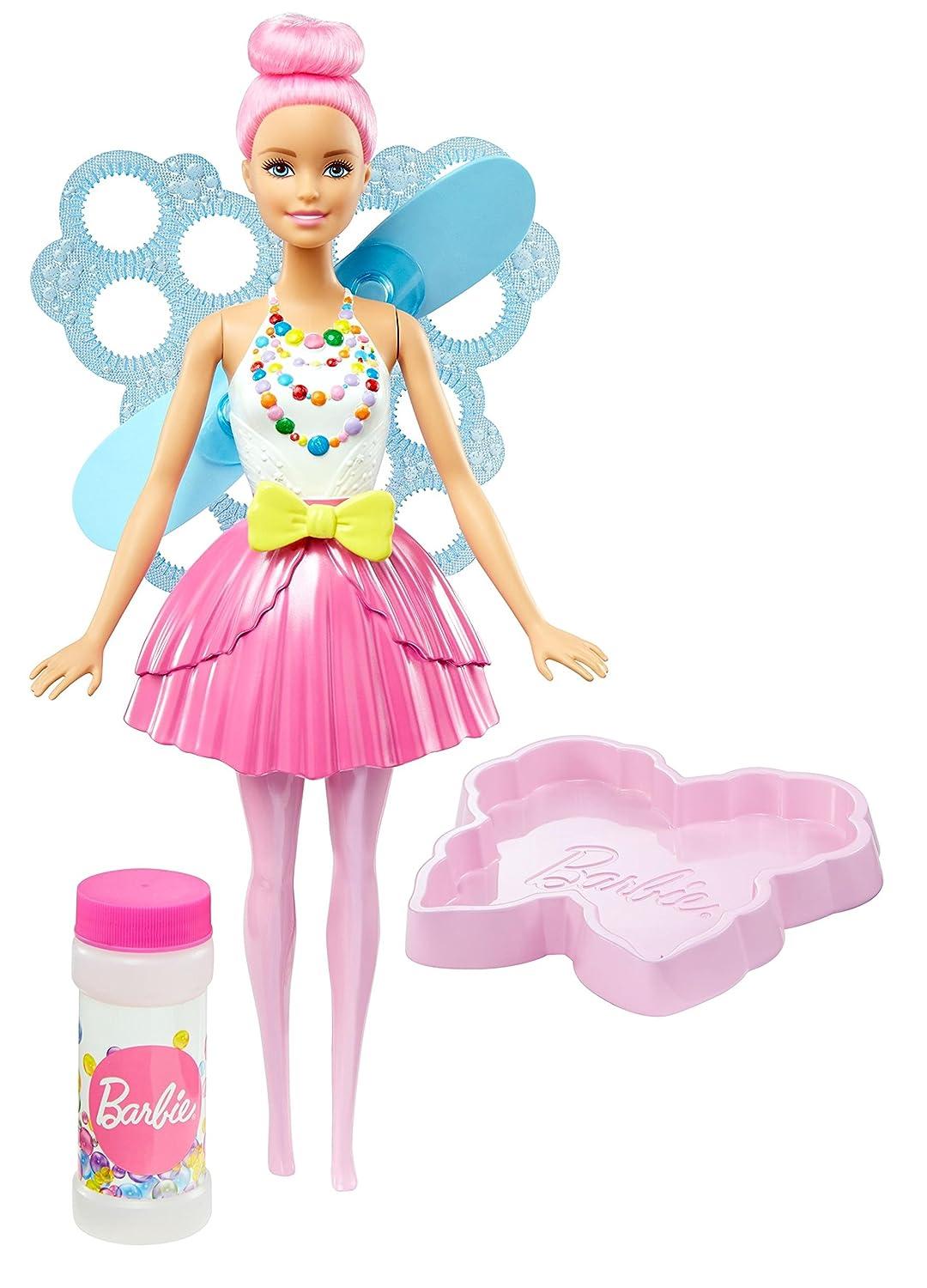 Barbie burbujas mágicas