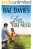 Love is All You Need: Heartwarming Romance (Looking for Love Book 2)