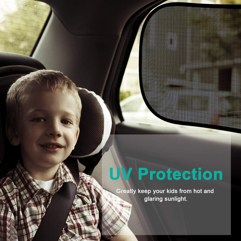 ADORIC per Bambini Tendine Parasole per finestrini Auto