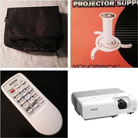 Epson PowerLite S5 Multimedia Projector: Amazon.es: Electrónica