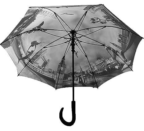 Paraguas Londres - Fibra de vidrio